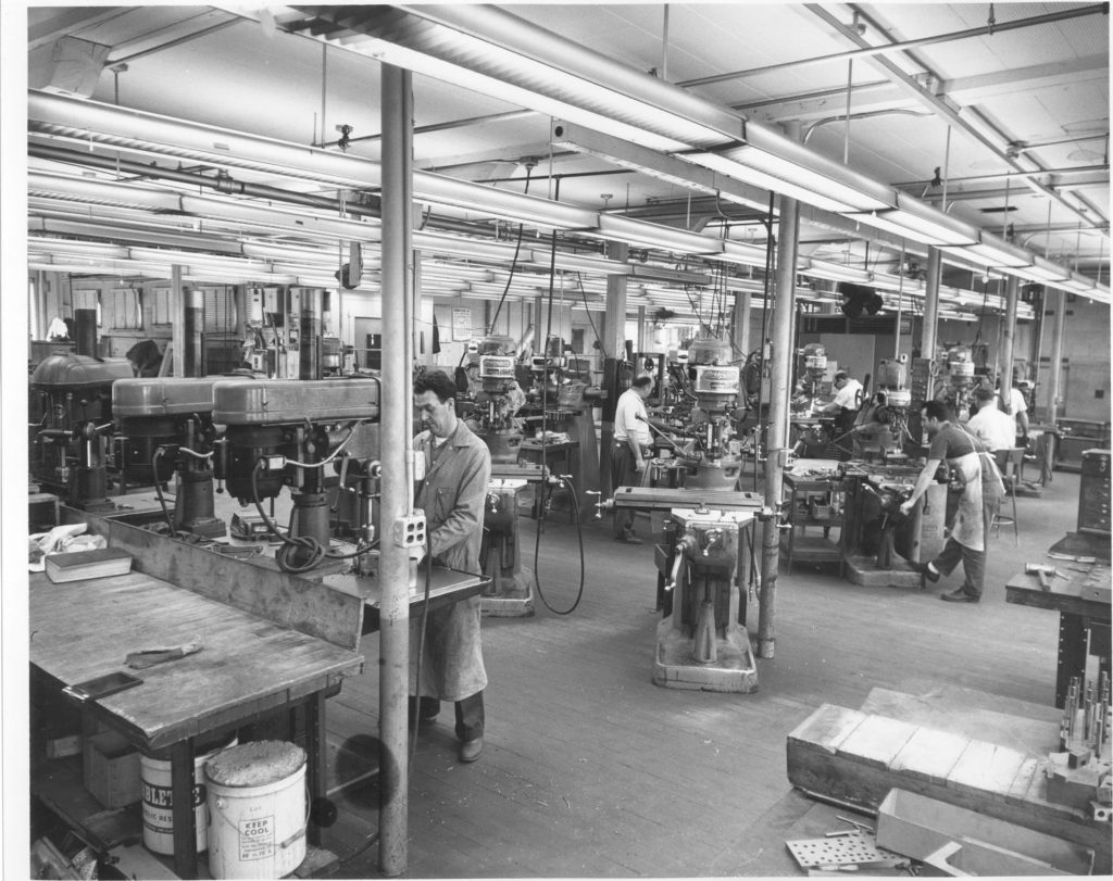 Banner Mold & Die Company was founded in 1946